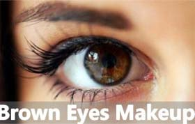 How To Makeup For Hazel Eyes