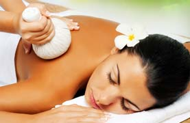 Massage & Aromatherapy